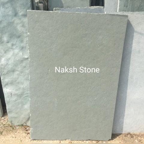 River finished kota stone slab