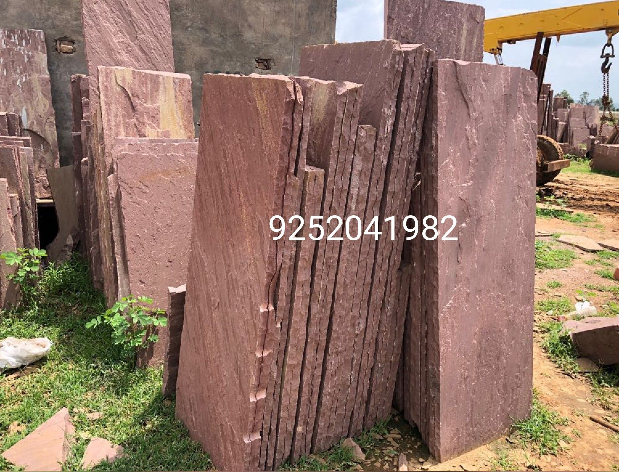 red sandstone properties